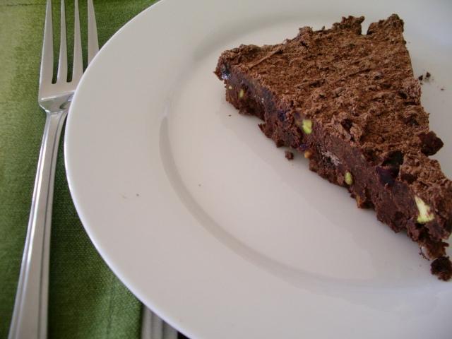 Gluten-free chocolate torte_2